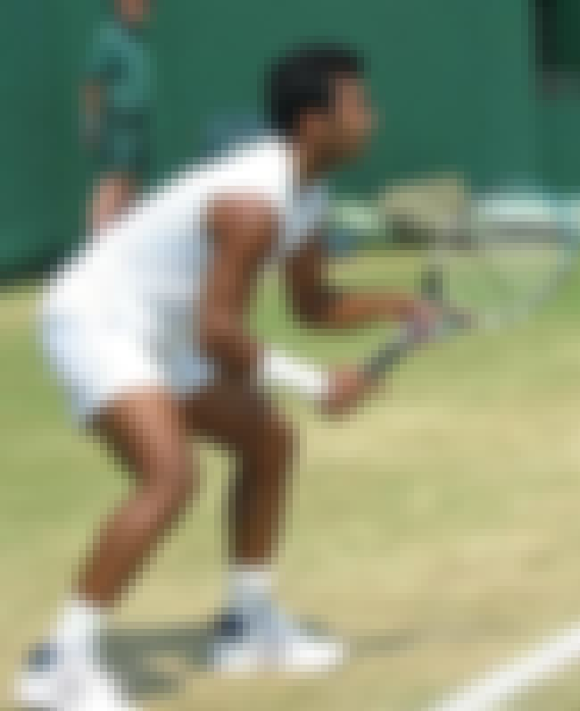 Leander Paes is listed (or ranked) 1 on the list The Best Tennis Players from India