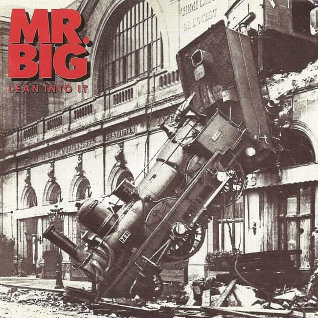 Lean Into It is listed (or ranked) 1 on the list The Best Mr. Big Albums of All Time