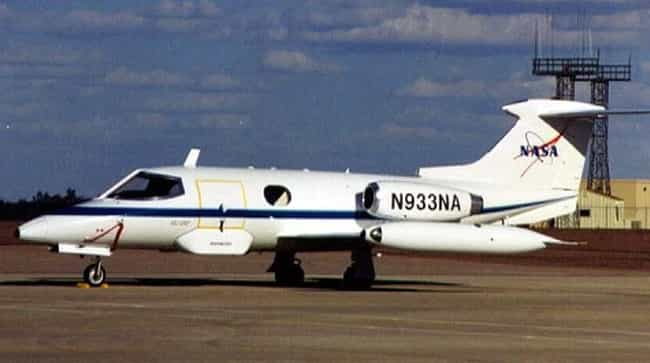 Learjet 23 is listed (or ranked) 3 on the list Lear Jet Airplanes and Aircrafts