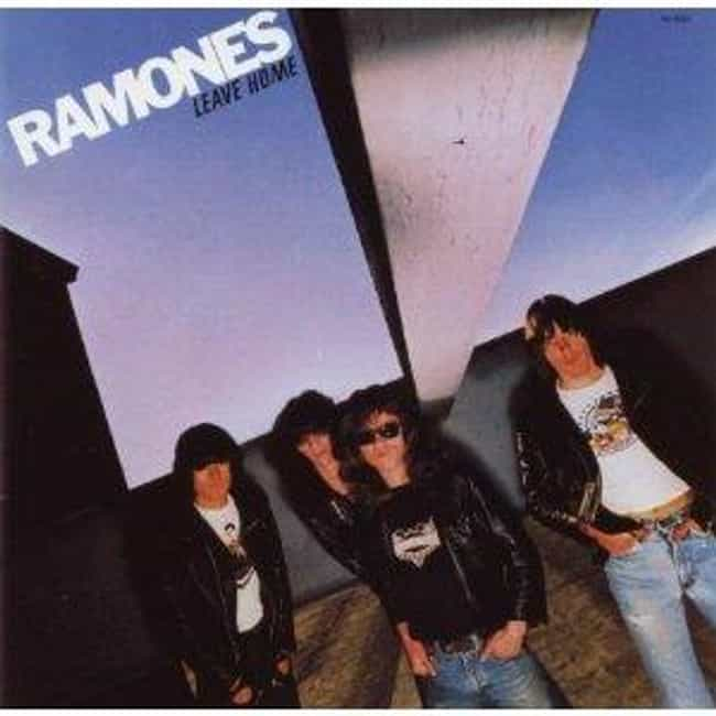 Leave Home is listed (or ranked) 3 on the list The Best Ramones Albums of All Time