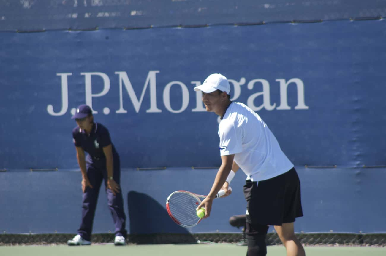 Lee Hyung-taik is listed (or ranked) 2 on the list The Best Tennis Players from South Korea