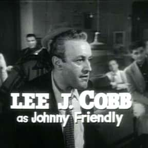 Lee J. Cobb is listed (or ranked) 12 on the list Famous People Named Lee
