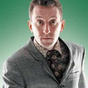 Lee Mack is listed (or ranked) 6 on the list The Funniest British and Irish Comedians of all Time