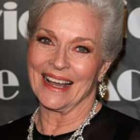 Lee Meriwether is listed (or ranked) 19 on the list Match Game Cast List