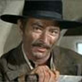 Lee Van Cleef is listed (or ranked) 20 on the list The Greatest Western Movie Stars