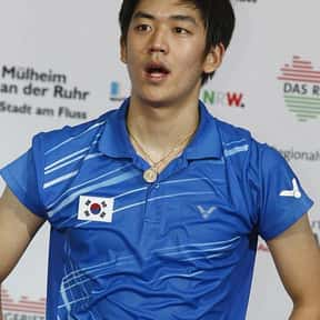 Lee Yong-dae is listed (or ranked) 9 on the list The Best Olympic Athletes from South Korea