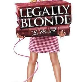 Legally Blonde: The Musical (2 is listed (or ranked) 6 on the list The Best Musicals Based on Movies