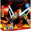Lego Star Wars: The Video Game is listed (or ranked) 29 on the list The Best Action-Adventure Games of All Time