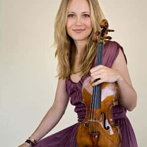 Leila Josefowicz is listed (or ranked) 22 on the list Famous Curtis Institute Of Music Alumni