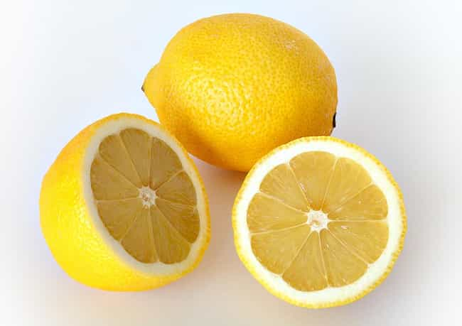 Lemon is listed (or ranked) 4 on the list 7 Fruits For Naturally Inducing Labor, Ranked By Moms