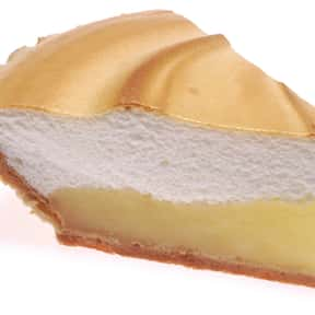 Lemon meringue pie is listed (or ranked) 22 on the list The Best Food Gifts to Send