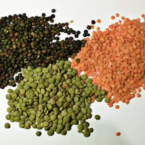 Lentil is listed (or ranked) 16 on the list The Best Pescatarian Foods