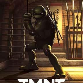 Leonardo is listed (or ranked) 2 on the list List of TMNT Characters