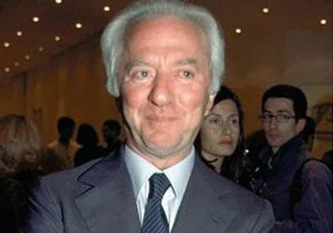 Leonardo Del Vecchio is listed (or ranked) 4 on the list 10 Insanely Wealthy People You've Never Even Heard Of