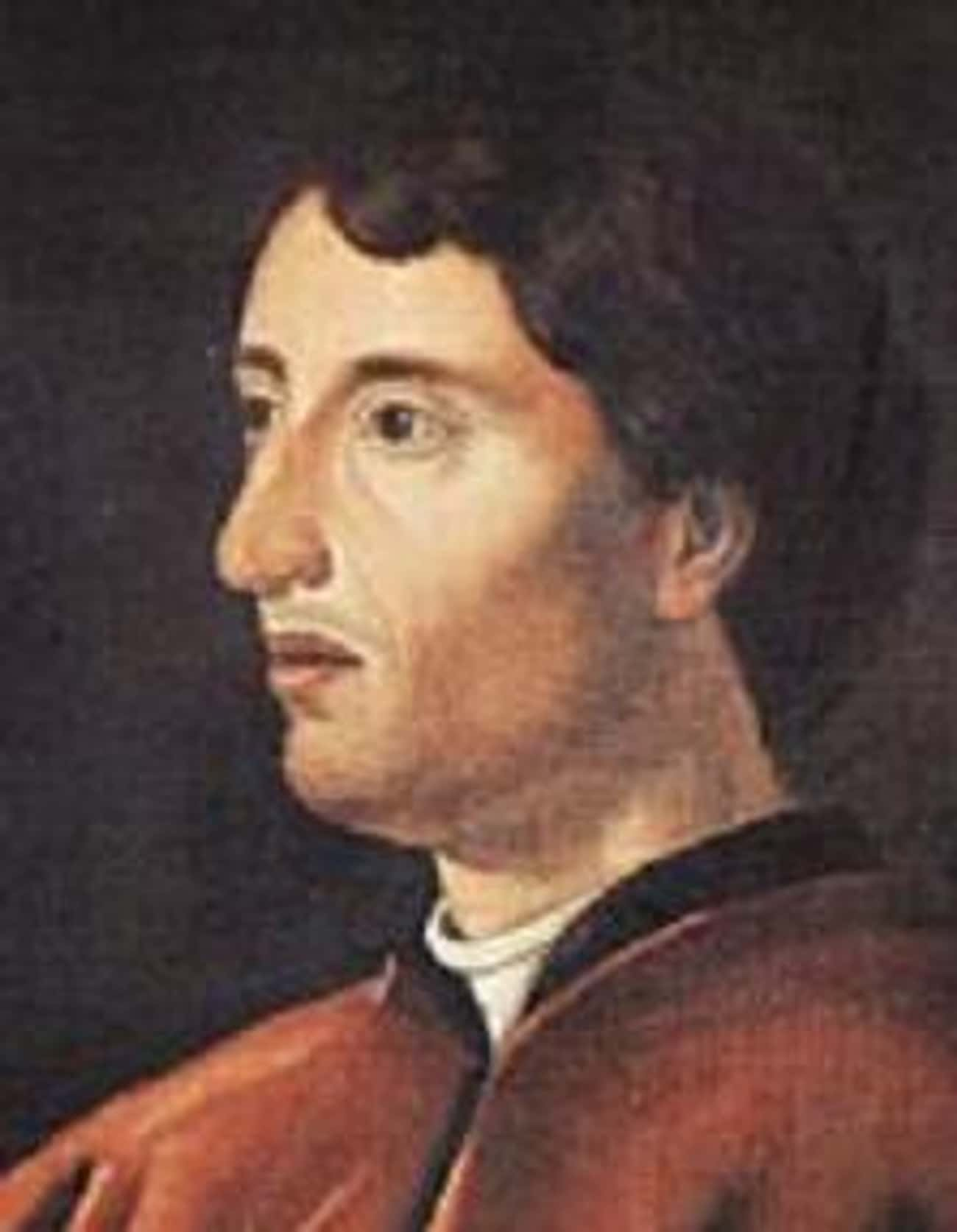 Leone Battista Alberti is listed (or ranked) 2 on the list List of Famous Cryptographers