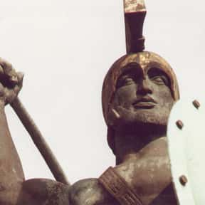 Leonidas I is listed (or ranked) 10 on the list If You Fought To The Death, Who Would You Want By Your Side?