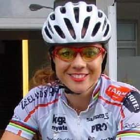 Leontien van Moorsel is listed (or ranked) 16 on the list Famous Female Athletes from Netherlands