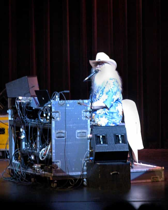 Leon Russell is listed (or ranked) 1 on the list Famous Will Rogers High School Alumni