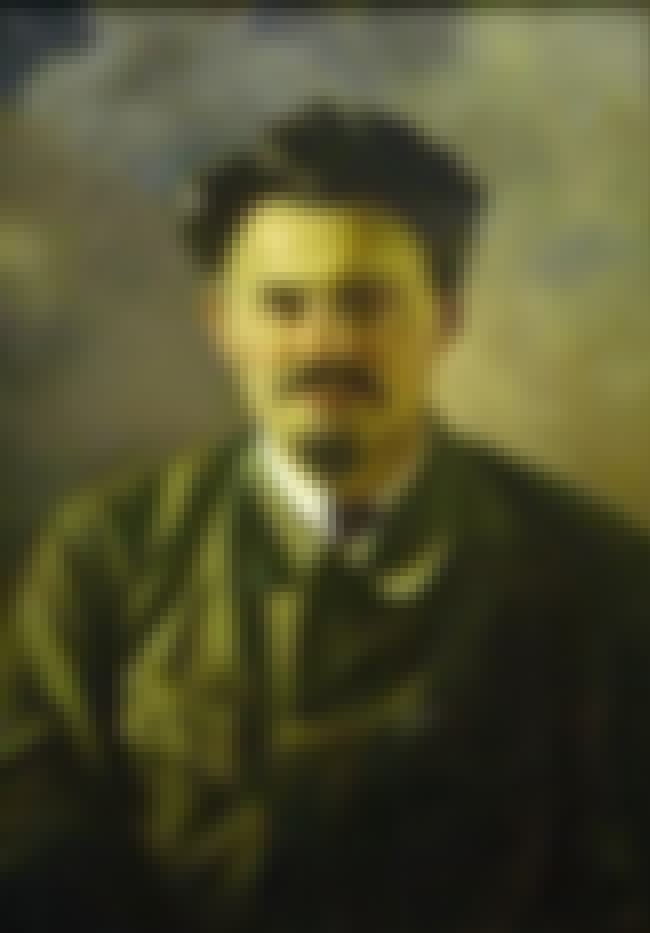 Leon Trotsky is listed (or ranked) 6 on the list List of Famous Revolutionaries