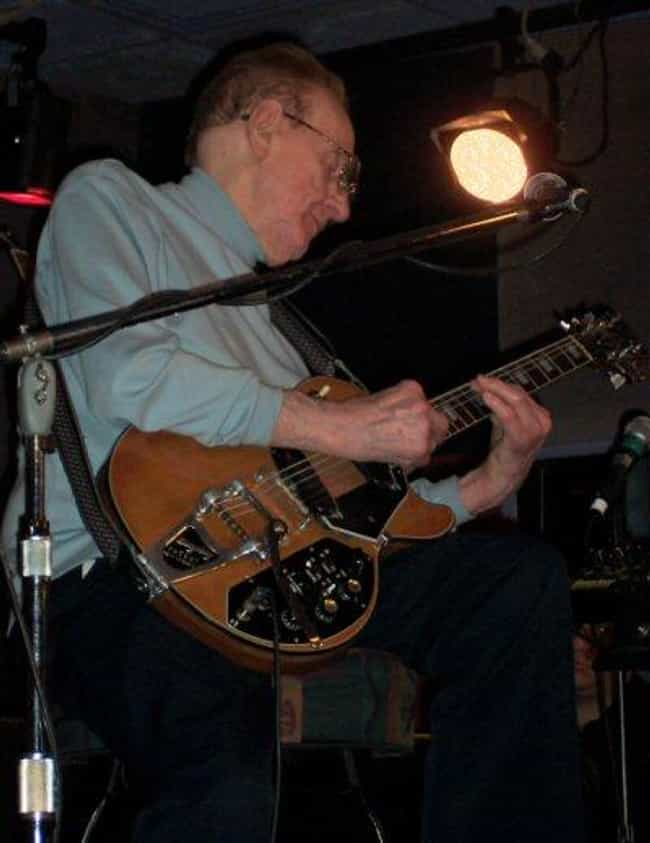 Les Paul is listed (or ranked) 1 on the list Famous Guitarists from Wisconsin