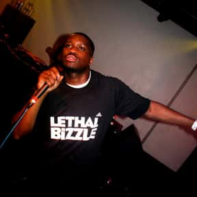 Lethal Bizzle is listed (or ranked) 25 on the list The Best British Rappers of All Time