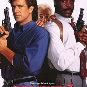 Lethal Weapon 3 is listed (or ranked) 17 on the list The Best Third Films In A Movie Series