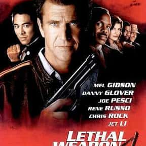 Lethal Weapon 4 is listed (or ranked) 22 on the list The Best Movies of 1998