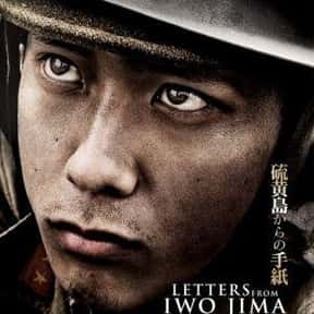 Letters from Iwo Jima is listed (or ranked) 15 on the list The Best Movies of 2006