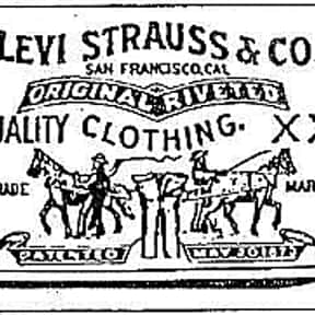 Levi Strauss & Co. is listed (or ranked) 1 on the list The Best Jeans Brands For Men