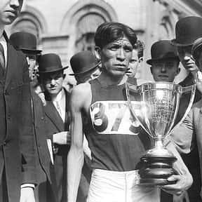 Lewis Tewanima is listed (or ranked) 14 on the list Olympic Athletes Born in Arizona