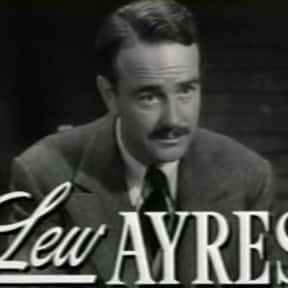 Lew Ayres is listed (or ranked) 15 on the list Full Cast of Iron Man Actors/Actresses
