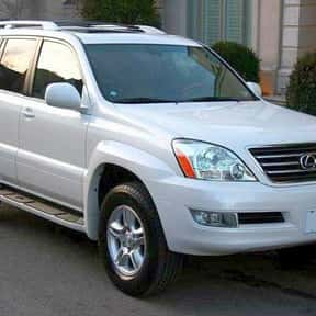 Lexus GX is listed (or ranked) 25 on the list The Longest Lasting Cars That Go the Distance