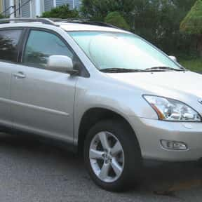 Lexus RX is listed (or ranked) 24 on the list The Longest Lasting Cars That Go the Distance