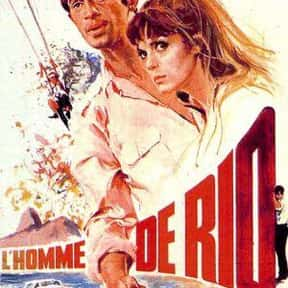 That Man from Rio is listed (or ranked) 23 on the list The Best Spy Movies of the 1960s