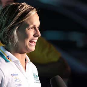 Libby Lenton is listed (or ranked) 9 on the list The Best Olympic Athletes in Swimming