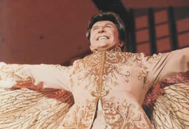 Liberace is listed (or ranked) 2 on the list Famous Male Pianists