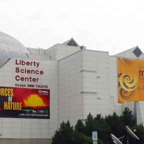 Liberty Science Center is listed (or ranked) 20 on the list The Best Children's Museums in the World