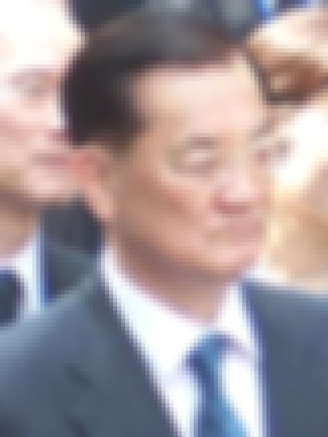 Lien Chan is listed (or ranked) 8 on the list Famous Politicians from Republic of China