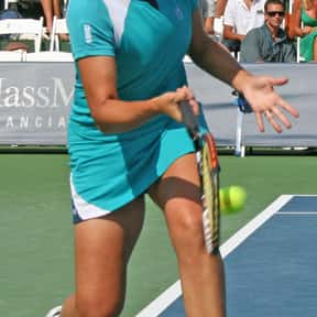 Liezel Huber is listed (or ranked) 1 on the list Famous Female Athletes from South Africa