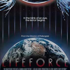 Lifeforce is listed (or ranked) 18 on the list The Best Movies About Female Vampires