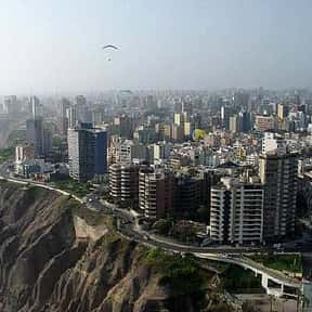 Lima is listed (or ranked) 10 on the list The World's Best Cities To Eat Well