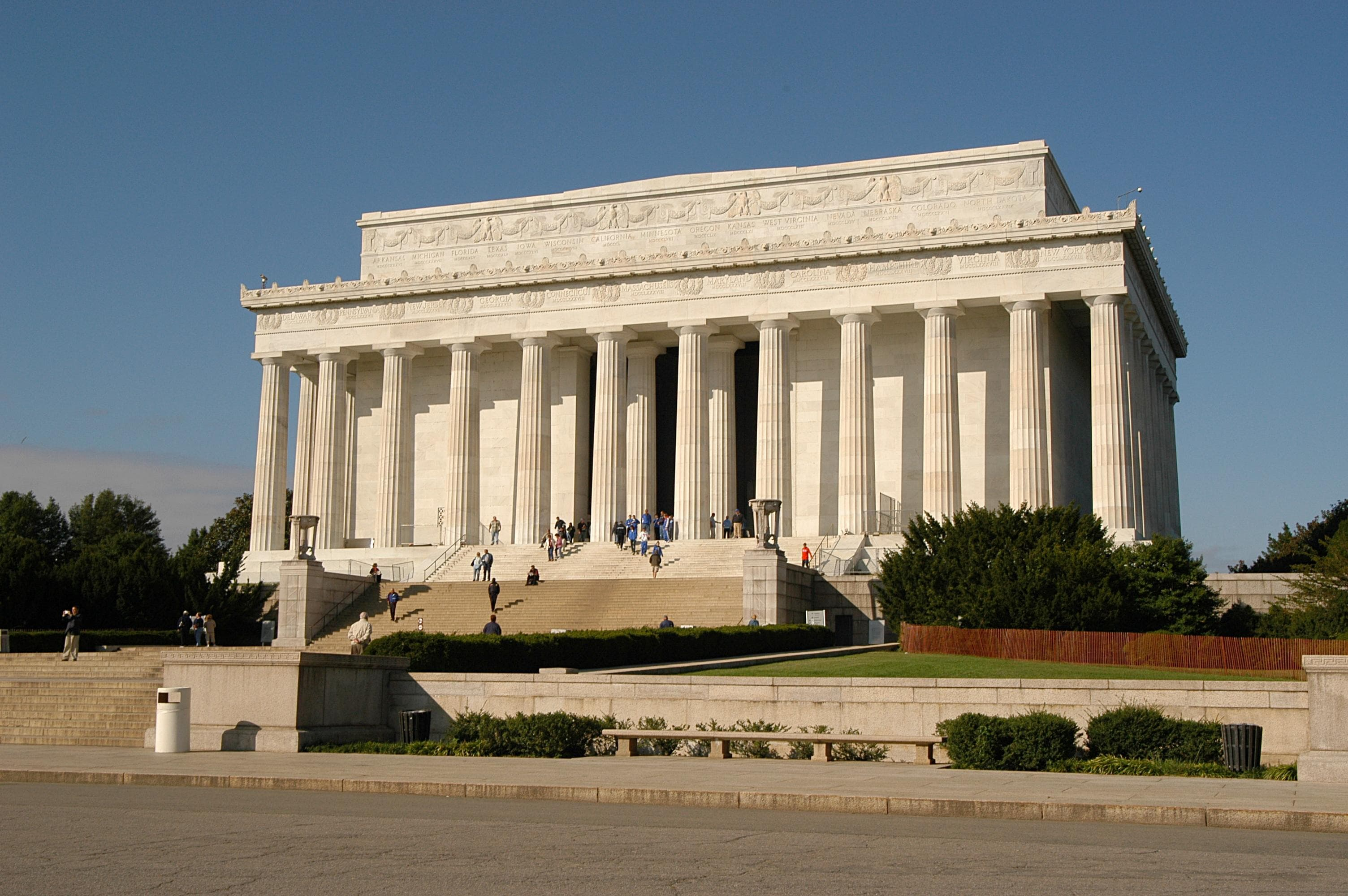 Image of Random Top Must-See Attractions in Washington, D.C.