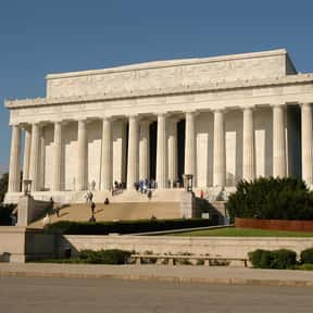 Lincoln Memorial is listed (or ranked) 12 on the list The Best Tourist Attractions in America