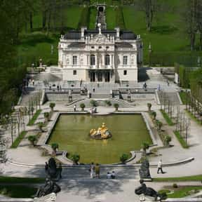 Linderhof Palace is listed (or ranked) 19 on the list The Top Must-See Attractions in Munich