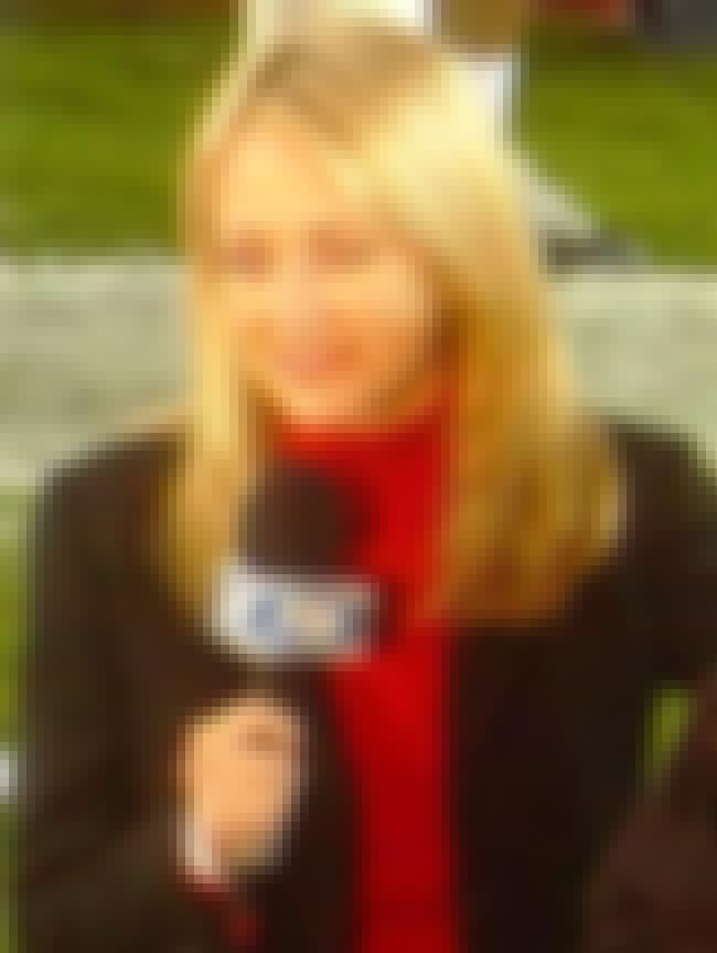 Lindsay Rhodes is listed (or ranked) 5 on the list Famous Female Sportscasters