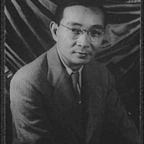 Lin Yutang is listed (or ranked) 6 on the list Famous Authors from China
