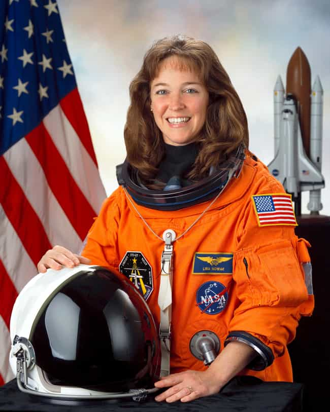 Lisa Nowak is listed (or ranked) 2 on the list Famous Astronauts from Italy