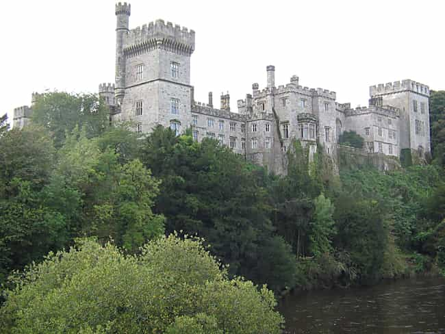 Lismore Castle is listed (or ranked) 2 on the list The Most Beautiful Castles in Ireland