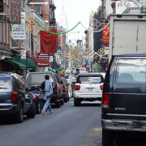 Little Italy is listed (or ranked) 19 on the list The Top Must-See Attractions in New York