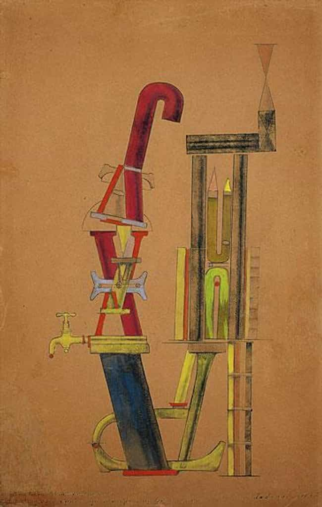 Little Machine Construct... is listed (or ranked) 4 on the list Famous Max Ernst Paintings